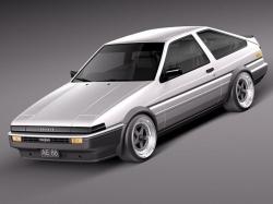 Levin AE86