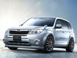 Forester SH