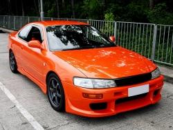 Комплект обвесов Toyota Levin AE101