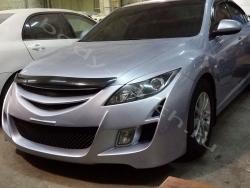 Передний бампер Auto Exe Mazda 6