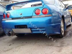 Задний бампер для Nissan Skyline R33