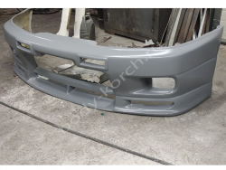 Бампер GTR-style с губой накладкой 400R Nissan Skyline R33