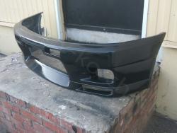 Передний бампер GTR style