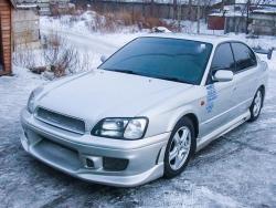 Передний бампер C-West Subaru Legacy B4 BE
