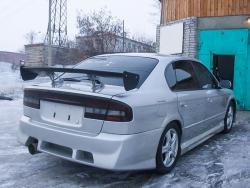 Задний бампер Subaru Legacy B4 BE