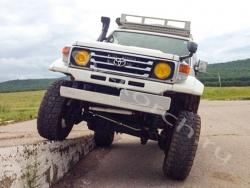 Расширители арок 4 шт Toyota Land Cruiser 70