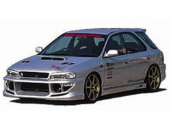 Пороги C-West  Subaru Impreza GC / GF