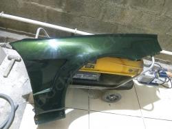 Передние крылья с одной жаброй Nissan Skyline r34