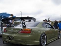 Бодикит Обвес C-WEST + VERTEX Nissan Silvia S15