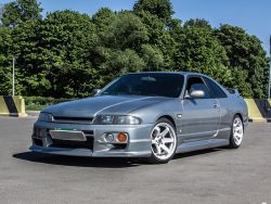 Пороги GP Sports NISSAN Skyline R33