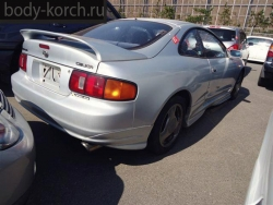 Накладки на задний бампер (клычки) TRD style Toyota Celica ST202-205