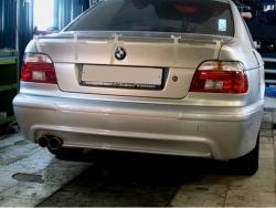 Спойлер бакажника на BMW E39