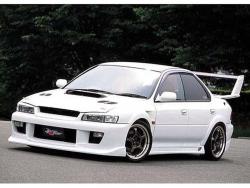 Обвес, бодикит Chargespeed  Subaru Impreza GC / GF